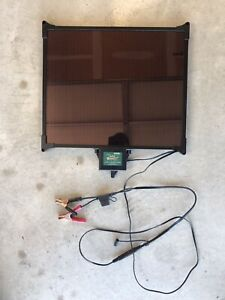 Deltran Battery Tender 12 Volt Dc 5 Watt Solar Charger Maintainer 021 1163