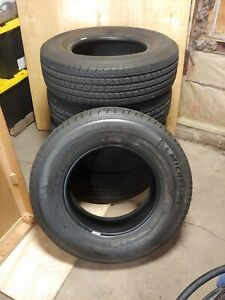 5 Truck Tires 245 75r17