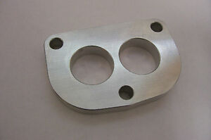 Fits Stromberg 97 48 Holley 94 Intake Manifold Spacer Aluminum Riser 1 2 Tall D