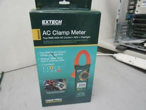 Extech Ma443 True Rms Ac Clamp Meter