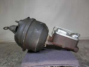 1967 1969 Ford Mustang Mercury Cougar Brake Master Cylinder Booster