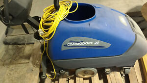 Windsor Commodore 20 Carpet Extractor missing Lid