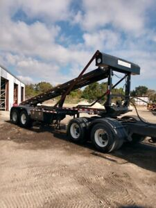 2013 Benlee Super Mini Roll off Trailer