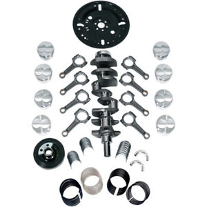 Scat Rotating Assembly 1 95250be Street Strip series 9000 For Ford 351w Sbf