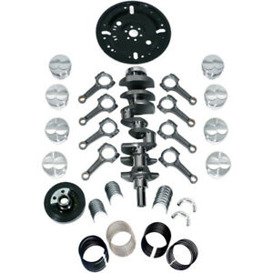 Scat Rotating Assembly 1 95005be Street strip series 9000 For Ford Bbf Stroker