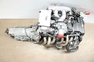 98 05 Toyota Aristo 2jz ge Vvti Engine Lexus Sc300 Gs300 Is300 Motor 3 0 2jz Ge