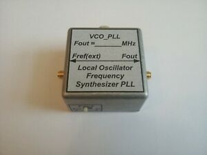 25 6000 mhz Vco_pll Local Oscillator For Mixer And Converter One Frequency