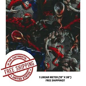 Hydrographic Film Water Transfer Hydro Dipping Dip Film Web Of Venom 1m