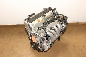 Honda Acura 04 08 Tsx Type S Engine Jdm K24a High Comp 2 4l Motor Rbb K24a2