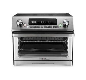Instant Pot Omni Plus 26 11 in 1 Multi use Air Fryer Toaster Oven Silver