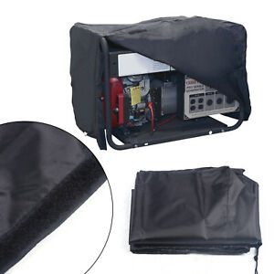 Universal Storage Cover For Large Portable Generator Dustproof Rainproof Durable