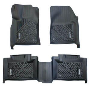 Floor Mats Fit For Jeep Grand cherokee 2013 2014 2015 Tpe Rubber Liners Odorless