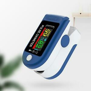 Portable Fingertip Oximeter Spo2 Pulse Rate Measurements Pr Pulse Bar Graph