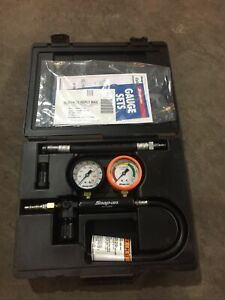 Snap On Tools Eepv309a Cylinder Leak Down Tester Leakage Detector