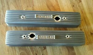 1953 66 Buick Nailhead 322 364 401 425 Satin Valve Covers