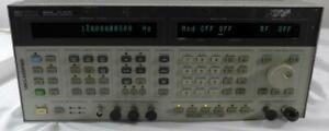 Hp 8645a Signal Generator 26 1030mhz