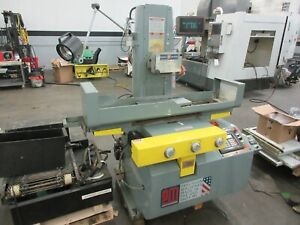 Parker Majestic 6 X 18 3 axis Cnc Programmable Surface Grinder