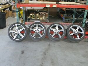 2012 Ford Mustang Roush Stage Wheels Tires 035