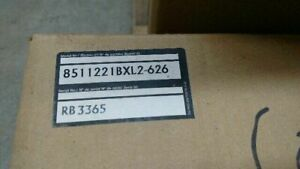 Kaba Ilco Solitaire 850 Series Learn Lock 8511221bxl2 626 Nos