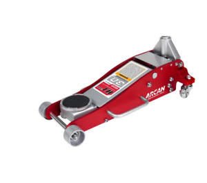 3 Ton Arcan Car Floor Jack Aluminum Steel Low Profile Quick Pump
