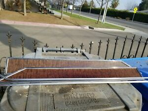 1969 Cadillac Deville Convertible Interior Panels Doors Moulding And Trim