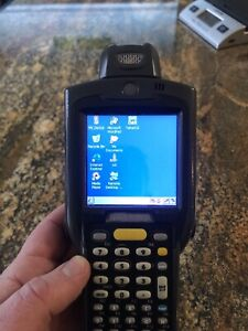 Motorola Symbol Mc3090r lc48s00ger Mobile Computer Wireless Barcode Scanner