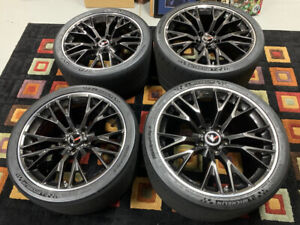C7 Chevrolet Corvette Z06 Oem Wheels And Tires