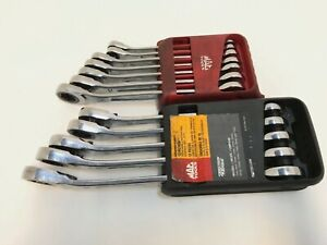 Mac Tools Srwmo126pt 12 Pc Metric Offset Reversible Ratcheting Wrench Set 7 19mm