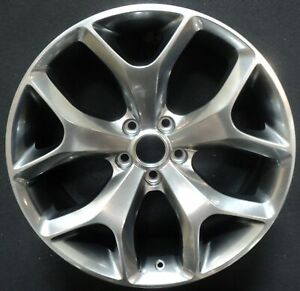 Dodge Challenger Charger 2009 2019 20 Factory Oem Wheel Rim Ny 2523