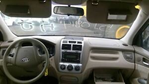Automatic Transmission 2 7l 6 Cylinder Fwd Fits 05 10 Sportage 839224