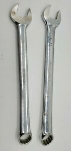 Snap On Oex 30 Oex32 1 15 16 12pt Combination Wrench