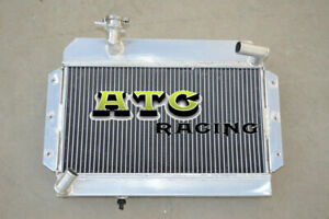 All Aluminum Radiator Alloy For Mg Mga 1500 1600 1622 De Luxe Mt 1955 1962