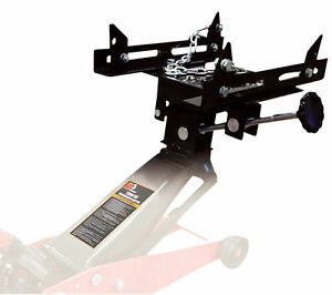 Transmission Floor Jack Adapter For Vehicle Repairs 1 2 Ton High Capacity