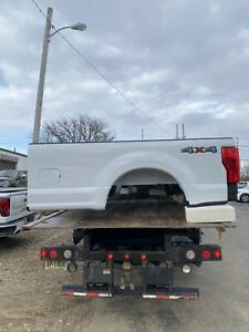 2020 Ford F 250 350 8ft Takeoff Beds With Bumper And Tailgate