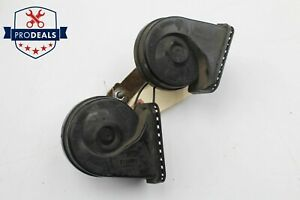 2008 Cadillac Cts Horn Assembly 25868557 Oem