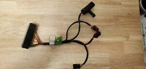 1997 2001jeep Cherokee Xj Driver Power Seat Switch Wiring Harness 56008712ac
