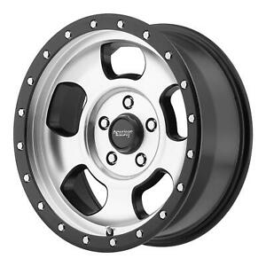 American Racing Ar96968012500 Ansen Offroad Series Wheel 16 X 8
