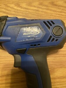 Blue Point By Snap On Etb14438a 14 4v Cordless 3 8 Impact Wrench Tool o1 m