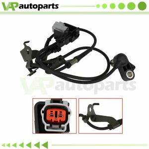 Fits Mazda 6 03 04 05 08 Front Abs Wheel Speed Sensor Driver lh Side Assembly
