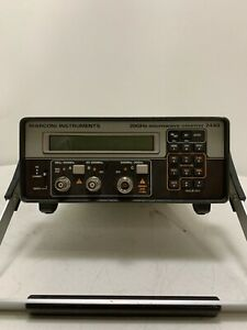 Marconi Instruments 20ghz Microwave Counter 2440