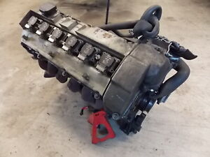 Bmw E36 E34 Engine 2 5l M50 Long Block Single Vanos 93 95 325i 325is 325ic 525i