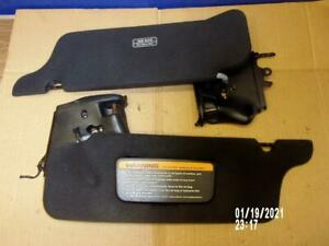 1994 To 1998 Ford Mustang Convertible Sunvisor Set