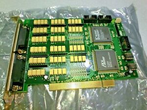Hims Hpci 3164 Data Acquisition Card daq Board used us 7034