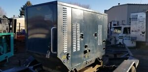 U s Air Force Surplus 25 Kw Generator 120 240 480 Single And 3 Phase 195 Hrs