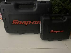 Snap On 44 Pc 1 4 And 51 Pc 3 8 Set Ss203506 Ss203508 Met Sae Fdx