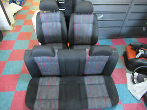 Vw Mk3 93 98 Jetta Party Seats Front And Rear Set