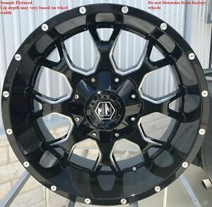 4 Wheels Rims 17 Inch For 2005 2006 2007 2008 2009 2010 2011 2012 Frontier
