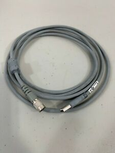 Trimble 2 5m Hirose To Usb Pc Cable P n 73840019 Pre owned