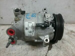Ac Compressor Fits 17 18 Canyon 535999