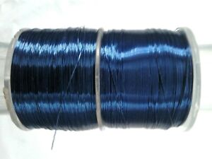 Blue Magnet Copper Wire Crystal Radio